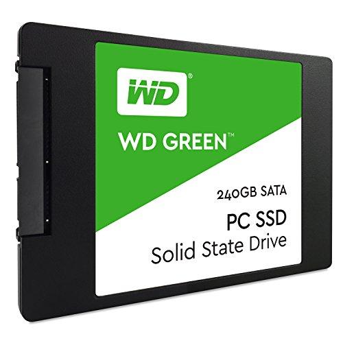 HDD SSD WD 240GB 2.5 INCH SATA3 SSD WD GREEN 240G ,SSD HDD