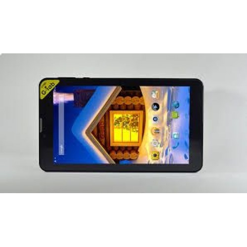 TABLET PC G-TAB 7.0 DUALCORE 1.0GHz 512M 4GB +SD+ Q88M + SCREEN PROTECTIVE + HANDSFREE - FULL PACKAGE - COLORFUL ,Display 7 Inch