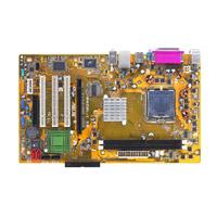 MB ASUS P4 INTEL 915PL 775 DDR SB+LAN 915PL P5GPL- X SE  مستعمل ,Desktop Mainboard