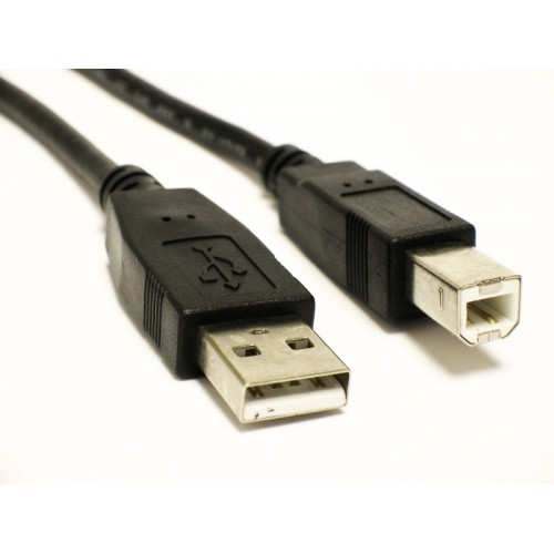 CABLE USB PRINTER 3M ,Cable