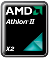 CPU AMD 64BIT ATHLON X2 7550 2.5GHz CASH 3M SOK ( AM2+ ) + FAN ,Desktop CPU