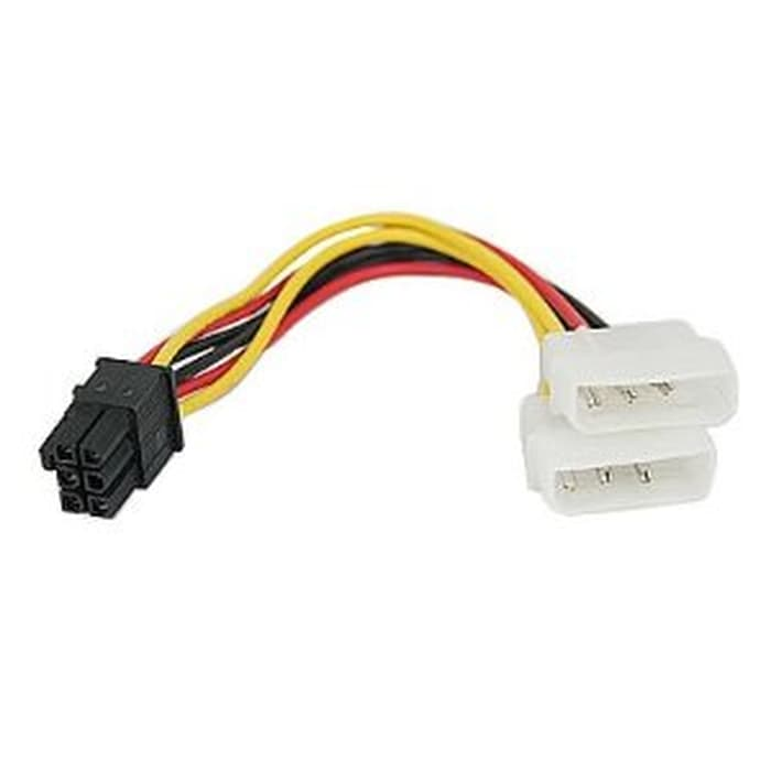 CABLE POWER FOR VGA 6 PIN ,Cable