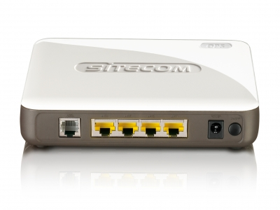 ADSL2 + MODEM+ROUTER+4PORTS+ACCESSPOINT WIRELESS-N 300N SITECOM 2 INTERNAL ANTENNA WLM2500 ,ADSL Routers