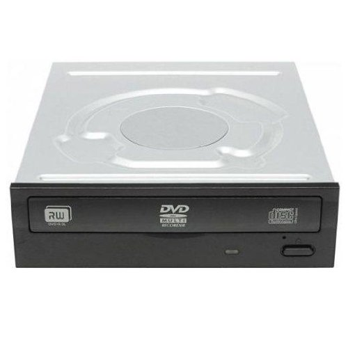 CDD REWRITER DVD LITEON 24X24X8X8X12X SATA BLACK TRAY ,Optical Driver