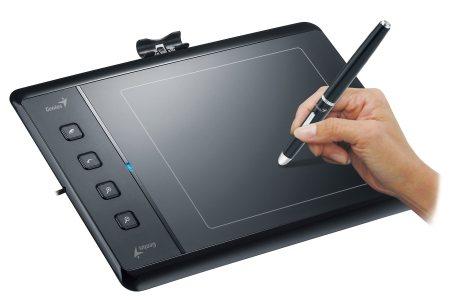 TABLET GENIUS EASYPEN M506 5X6 ,Desktop Accessories