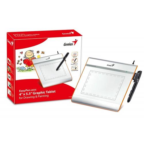 TABLET GENIUS EASYPEN I405X 4X5.5 ,Desktop Accessories