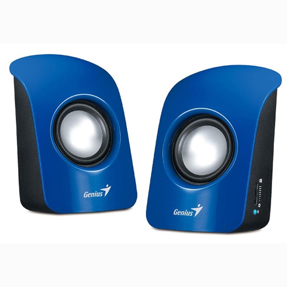 SPEAKER GENIUS SP-U115 BLUE USB, Speakers