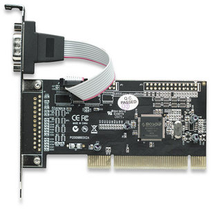 CARD SERIAL PCI MANHATTAN 158206 ,Card