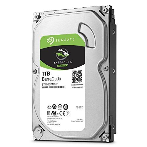 HD 1 TERRA BYTE SEAGATE BARRACUDA 64M 7200 SATA3 ST1000DM010 ,Desktop HDD