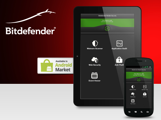 Bitdefender Security for Android - 12 Months Card ,BitDefender
