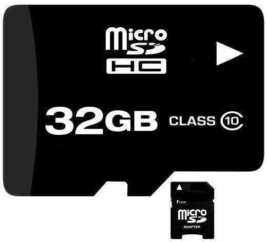 RAM 16GB MICRO SD FLASH CARD I CONIX CLASS 10 ,Flash Card