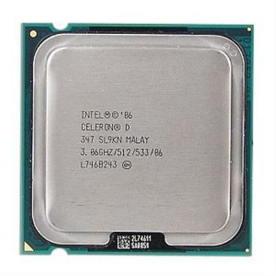 CPU INTEL C-D 3.06GHZ PC 533 SOK775 512CACHE TRAY مستعمل ,Other Used Items