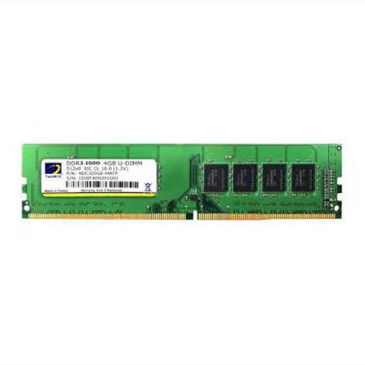 DDR3 4GB PC1600 TWINMOS FOR PC ,Desktop RAM