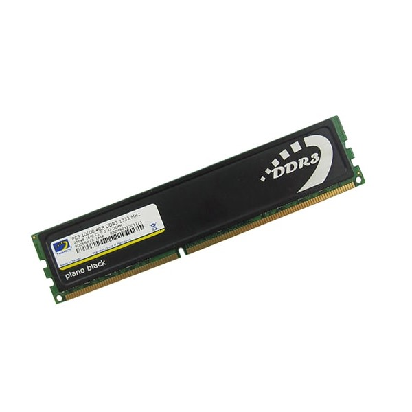 DDR3 8GB PC1600 TWINMOS BOX WITH COOLER FOR PC كفالة شهر ,Desktop RAM