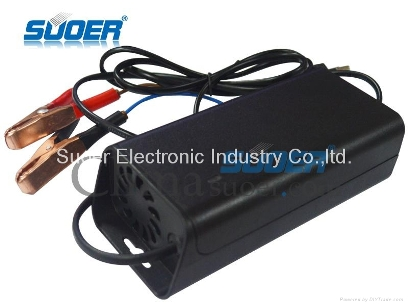 CHARGER SUOER FOR UPS BATTERY 12V   5A  SON-1205 شاحن ,Battery Charger