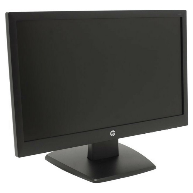 MONITOR LED 19 HP WIDE SCREEN V197 ,LED
