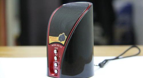 SPEAKER BLUETOOTH MINI FOR MP3 & NOTEBOOK & MOBILE & FM & SD CARD USB SKULLS C-109 / T-2020 مضيئ ,Speakers