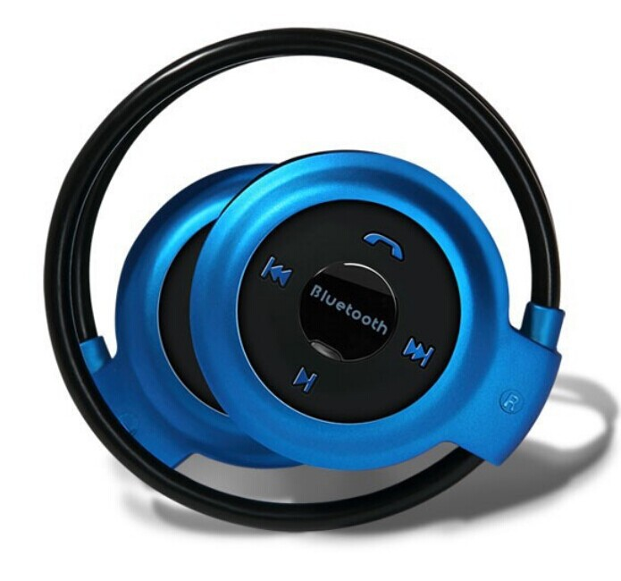 HEADSET BLUETOOTH FOLDABLE MINI- 503 TF SPORT - COLOR ,Headphones & Mics