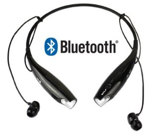 HEADSET BLUETOOTH BEHIND THE NECK SPORT COLOR ,Headphones & Mics