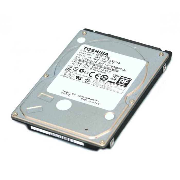 HD 500GB TOSHIBA SATA FOR NOTEBOOK 5400RPM مستعمل ,Other Used Items