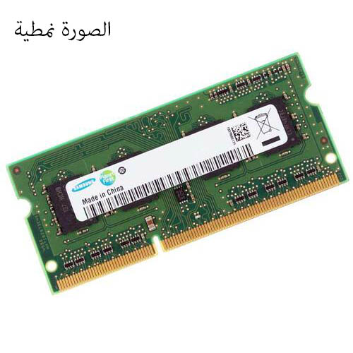 DDR3 2G FOR NOTEBOOK PC1333 SAMSUNG مستعملة ,Other Used Items