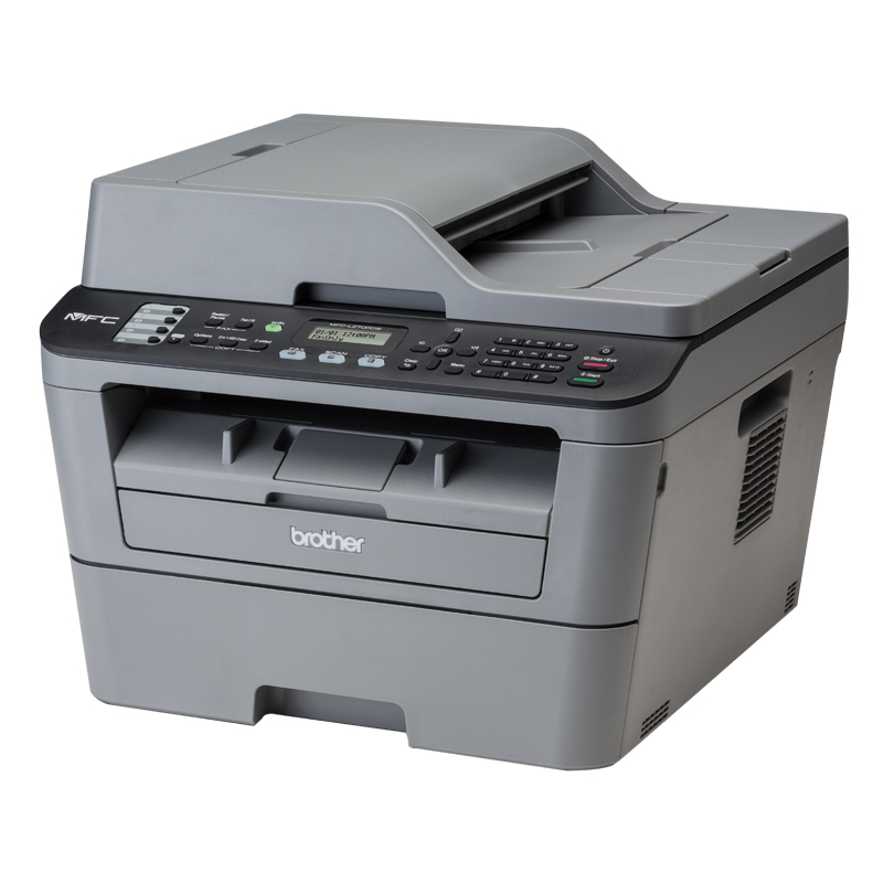 PRINTER MULTIFUNCTION LASER BROTHER MFC-L2700DW WITH FAX &WIFI ,Multifunction