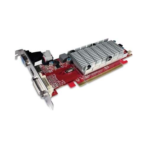 VGA 2G AFOX ATI HD6450 DDR3 VGA & DVI & HDMI PCIEX 64BIT AF6450-2048D3L1 ,Desktop Graphic Card
