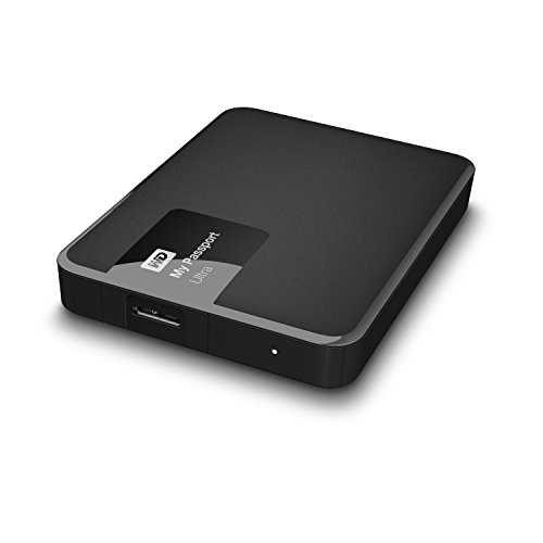 HD 1 TERRA EXTERNAL WD MY PASSPORT ULTRA USB 3 2.5 INCH ,External HDD