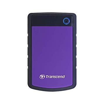 HD 2 TERRA EXTERNAL TRANSCEND STOREJET USB3.0 5400RPM ضد الصدمات ,External HDD