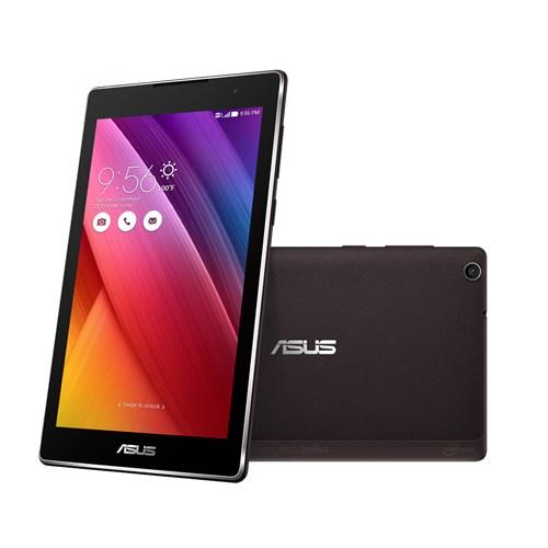 TABLET ASUS 7.0 Intel® Atom™ x3-C3230 QUAD-CORE 64bit+1GB 16GB DUAL SIM+BT ZENPAD C7.0 Z170CG BLACK معرف على الشبكة ,Display 7 Inch
