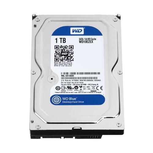 HD 1 TERRA WD WD10EZEX SATA3 64M BLUE ,Desktop HDD