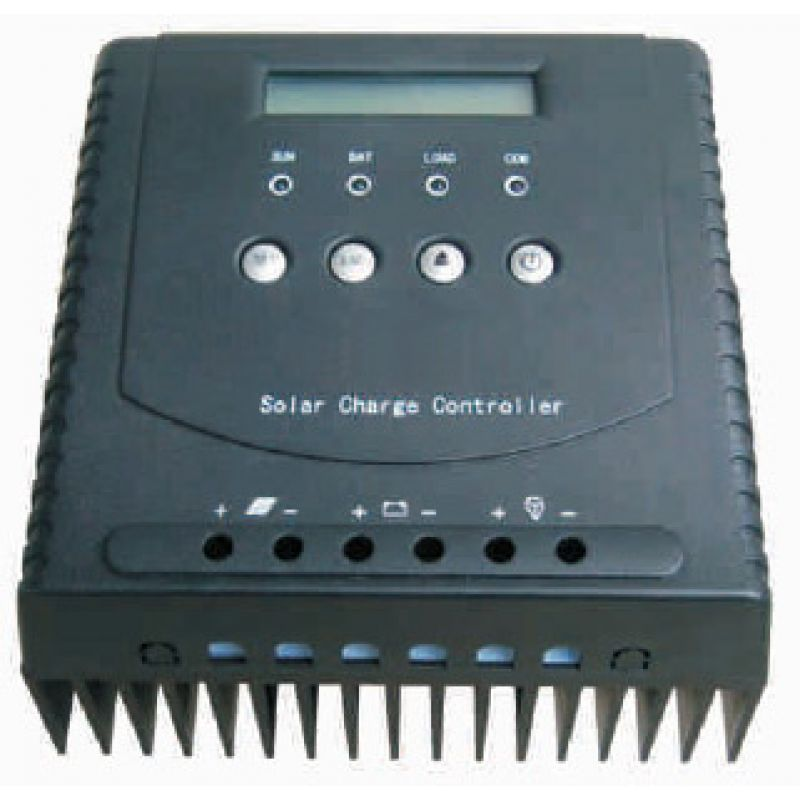 EAST MPPT SOLAR CHARGE CONTROLLER GSC-F1224-10A LCD, Solar