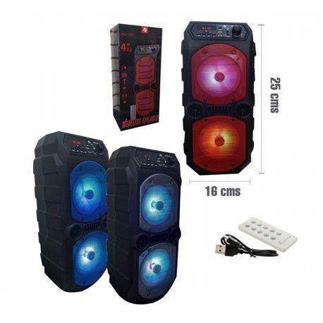 SPEAKER BLUETOOTH KTS-1083 FOR MP3 & MOBILE & FM & SD CARD USB & AUX & MIC ,Speakers