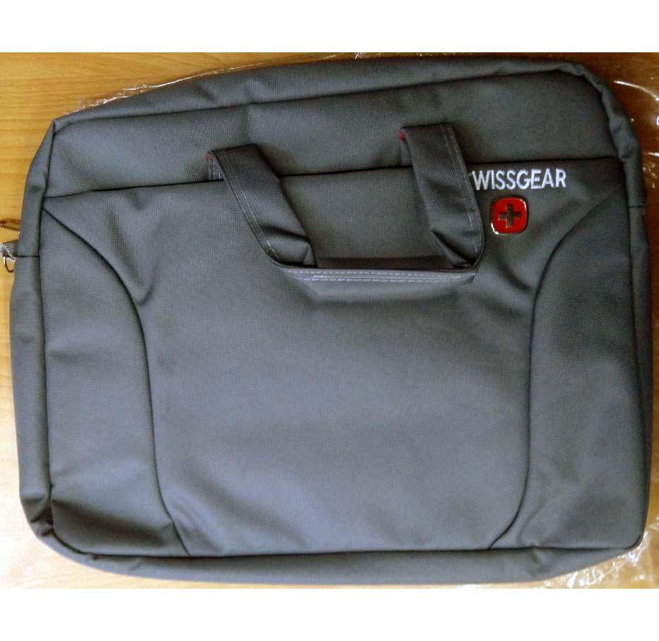 NOTEBOOK BAG 15.6 SWISSCEAR L11 COLOR اكسترا ,Laptop Bag