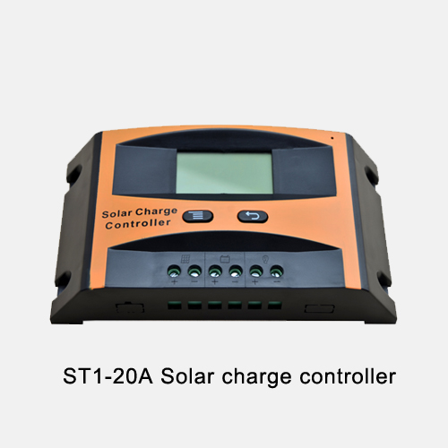 PWM SOLAR CHARGE CONTROLLER ST1-20-20A LCD ,Solar