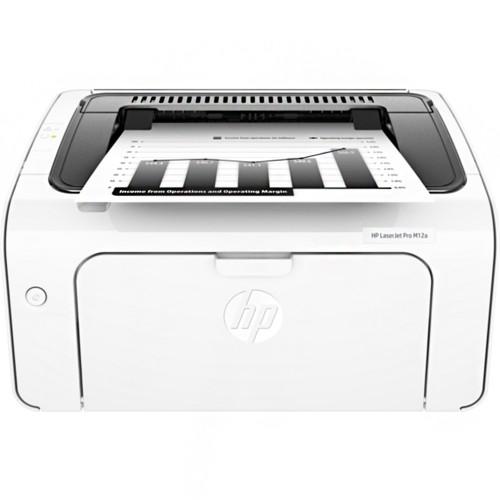 PRINTER HP LASERJET PRO M12W ,Laser Printer