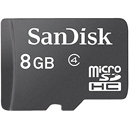 RAM 8GB MICRO SD FLASH CARD SANDISK CLASS 4 ,Flash Card