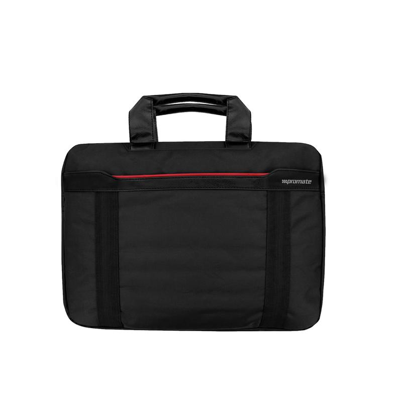 NOTEBOOK BAG PROMATE SOLO-MB 15.6 BLACK ,Laptop Bag