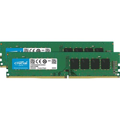 DDR4 8G PC 2400 CRUCIAL BOX ,Desktop RAM
