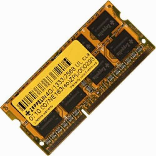 DDR4 8GB PC2400 ZEPPELIN FOR NOTEBOOK BOX ,Laptop RAM