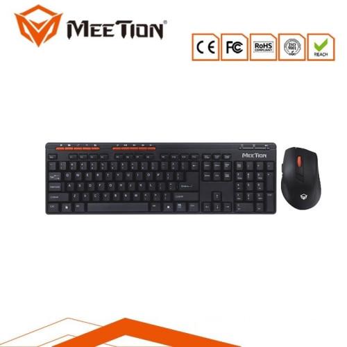 KEYBOARD WIRELESS MULYIMEDIA  MEETION  MT-4100 ,Keyboard