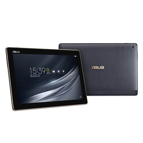TABLET ASUS 10.1 MTK MT8735W QUAD-CORE 64bit+3GB 32GB SIM+MICRO USB + MICRO SD - ZENPAD 10 Z301ML - DARK BLUE معرف على الشبكة ,Display 10 Inch