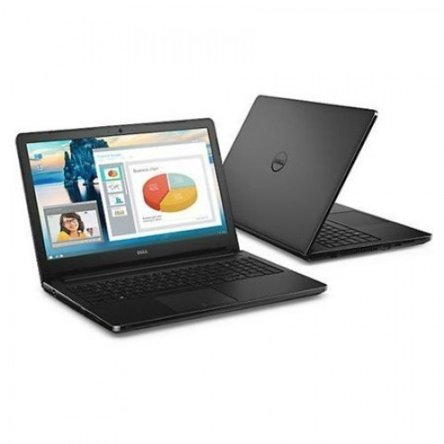NOTEBOOK DELL INSPIRON 3576 I5 7200U 2.5GHZ UP TO 3.1GHZ 3M 4G DDR4 1T VGA AMDR5 520 2G DDR3 15.6 BLACK ,Laptop Pc