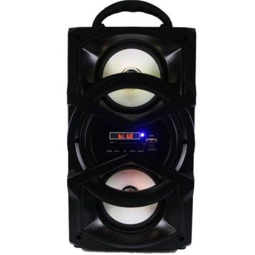 SPEAKER BLUETOOTH LIGE FOR MP3 & MOBILE & FM & SD CARD USB BIG COLOR UF-3704-DT شاشة+جهاز تحكم ,Speakers