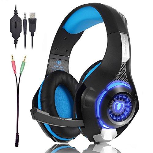 HEADSET GAMING BEEXCELLENT PRO GM-1  HD BASS ,Headphones & Mics