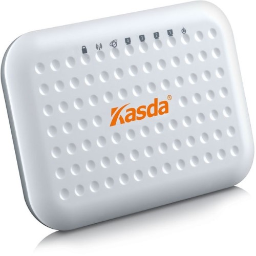 ADSL2 +MODEM+ROUTER+4PORT+ACCESSPOINT WIRELESS-N 300Mbps  KASDA-KW5829/12V ,ADSL Routers