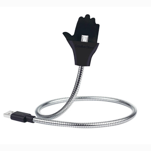 CABLE MICRO USB DATA & CHARGE FOR SMARTPHONE معدن قابل للطي ,Other Smartphone Acc