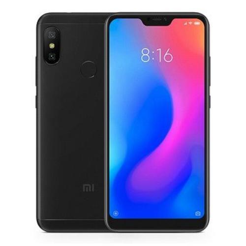 MOBILE PHONE XIAOMI 6.26 OCTA CORE 1.8GHZ 4GB 64GB DUAL SIM NOTE 6 PRO - BLACK معرف على الشبكة ,Android Smartphone