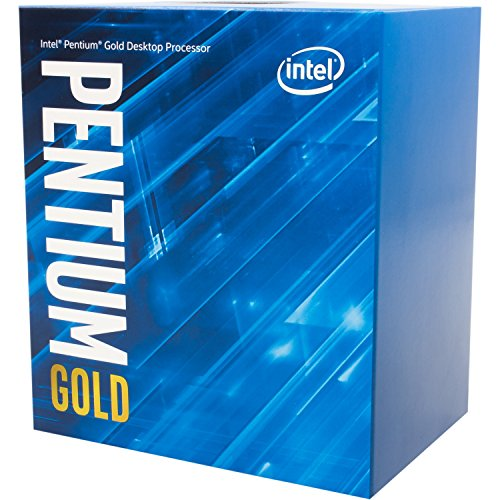 CPU INTEL PENTIUM GOLD® G5400 3.7GHZ 4M SOK1151  BOX  SR3X9 ,Desktop CPU
