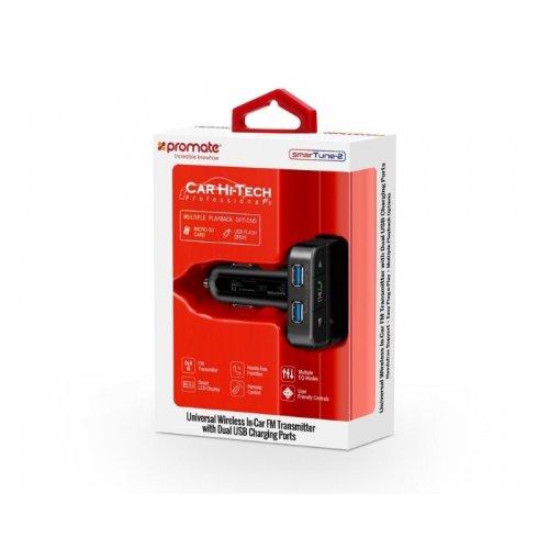 CAR FM PROMATE+BLUETOOTH+REOMOTE+MICRO SD+USB FLASH SMARTUNE ,Media Players Accessories